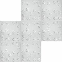 Carreaux plafond | XPS | rigide | Hexim | 50x50cm | NR.66
