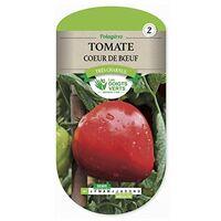 Les doigts verts Semence Tomate Coeur de Boeuf
