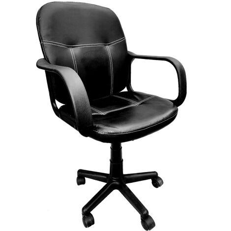 Sedia Da Ufficio Ergonomica Regolabile In Altezza Sedia Girevole Con Ruote Sedia Da Scrivania Sedia Computer