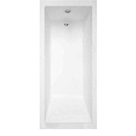 Guscio vasca Calos ad incasso su muratura 160x70 bianca