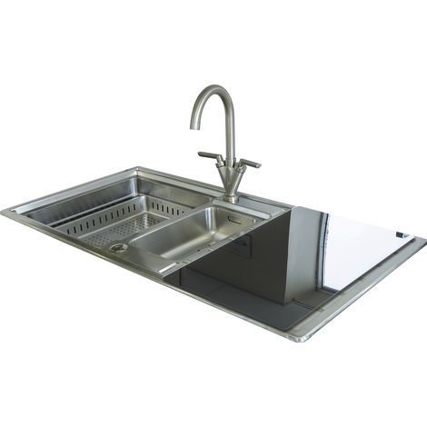 N.S.S - Northern Sink Supplies Pearl Inset Sink 150