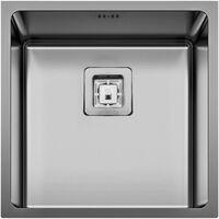 N.S.S - Medium square undermount sink 400mm x 400mm