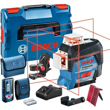 Niveau laser Bosch GLL 3-80 C