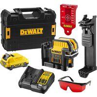 Niveau Laser Dewalt DCE0825D1R-QW