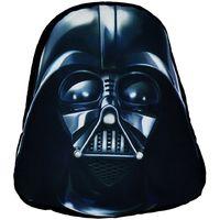 SW16528 Soffice cuscino da collezione STAR WARS 3D Darth Fener nero 44x34 cm