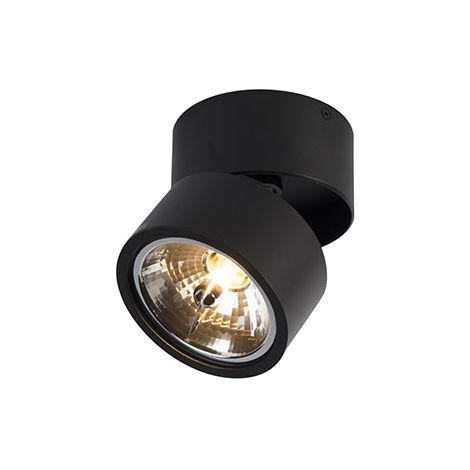 Modern spot black adjustable - Go Nine Tubo