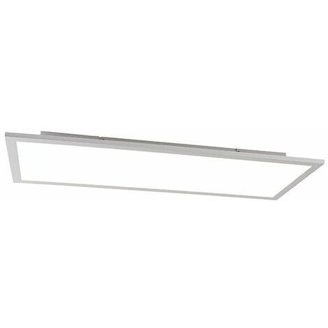 Modern ceiling lamp steel incl. LED 80 cm - Liv