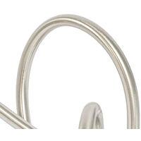 Ceiling spot steel with white shade 3-light - Hetta