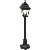 Classic lantern black 122 cm - Capital