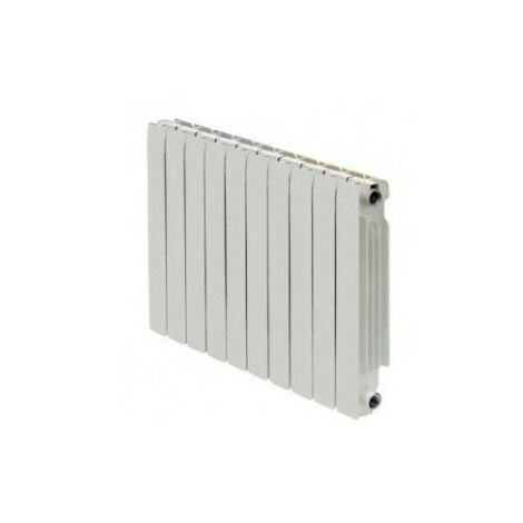 Radiador de aluminio Ferroli Europa 600C de 10 elementos
