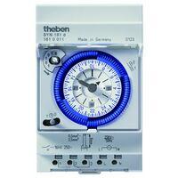 Interruptor horario analógico Theben SYN 161 d