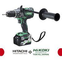 Taladros atornillador-percutorGama MultivoltGama Brushless 0-500/0-2.100 rpm DV36DA HIKOKI