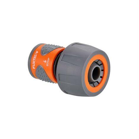FUXTEC - Raccord de tuyau Aquastop Premium 3/4 pouces FX-WST2
