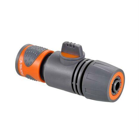 FUXTEC - raccord tuyau d'arrosage stoppeur d'eau FX-RST1
