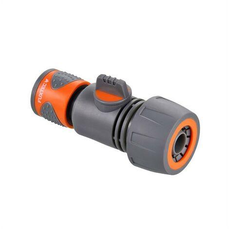 FUXTEC - raccord tuyau d'arrosage stoppeur d'eau FX-RST2