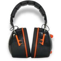 Casque de protection auditive avec fonction radio FM