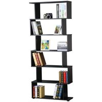 WestWood PB Bookshelf PB01 Black