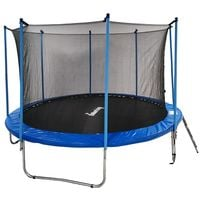 GALACTICA 14FT Round Trampoline Set GT-TS-04 Blue
