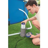 Bestway Swimming Pool Electric Flowclear Filter Pump 530 Gallon 58383