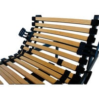 Ventadecolchones - Cama Articulada + Colchón Visco 5 medida 90 x 190 cm