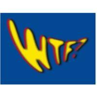 Carta Da Parati Fotomurale - Wtf? Yellow Color 200x154cm Erroi