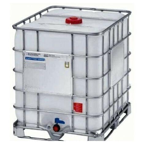 Contenedor- deposito 1000 litros reforzado -Nuevo-