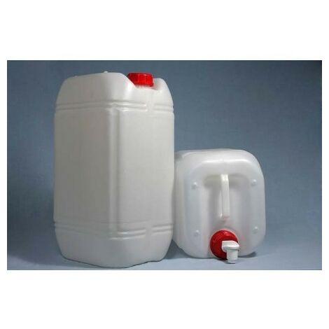Bidon 25 litros con grifo plástico