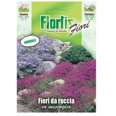 Fiori Giardini Rocciosi Mix