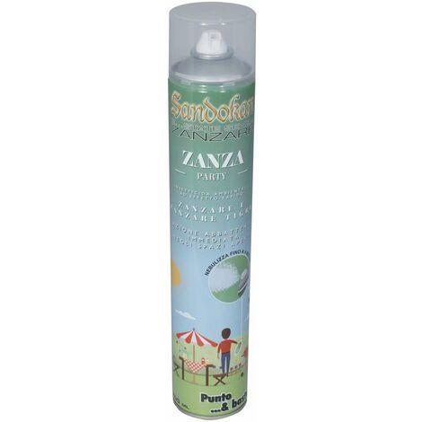 Insetticida 'Zanza Party'