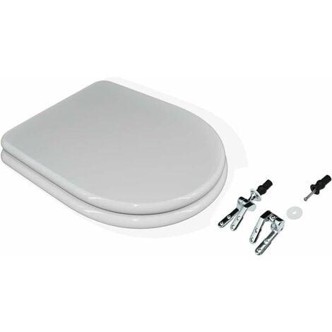 Sedile Wc Esedra Bianco Ideal Standard