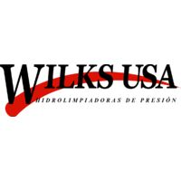 Wilks-USA RX510 - 1950 psi, 135 Bar Hidrolimpiadora eléctrica de alta presión - para Patio, Coche, Bicicleta