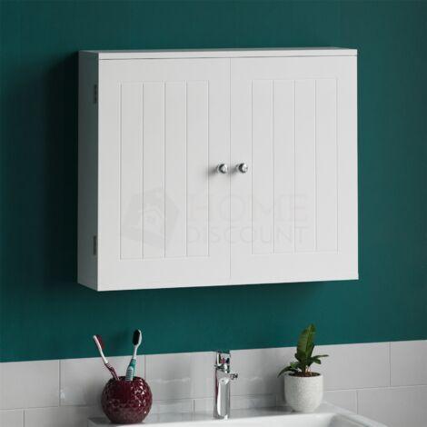 Priano 2 Door Wall Cabinet