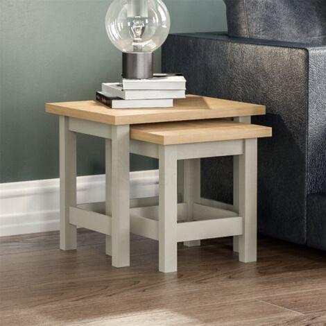 Arlington Nest Of Tables, Grey