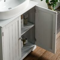 Priano 2 Door Under Sink Cabinet