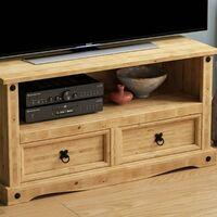 Corona 2 Drawer Flat Screen TV Unit