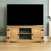 Corona 2 Door 1 Shelf Flat Screen TV Unit