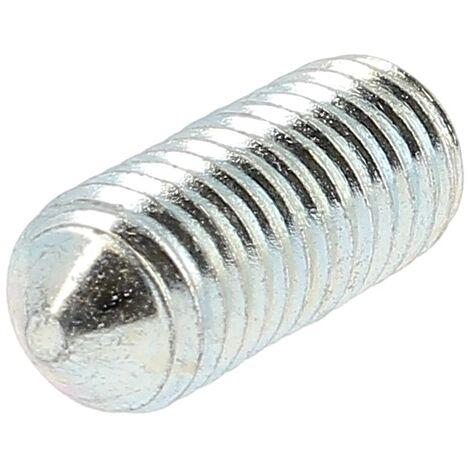 STHC Pointeau M4X5 Zingué DIN 914