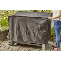 Housse de Protection pour Plancha / Desserte / Barbecue - Cook'in Garden - Housse Rectangulaire - Dimensions : L 160 cm x P 65 cm x H 85 cm