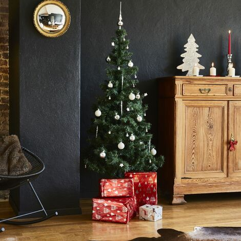 Artificial Christmas tree 150 cm, stand included