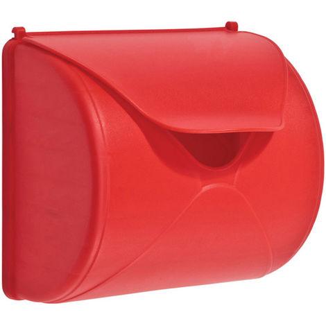 KBT Kinderspielhaus Zubehör Briefkasten Postbox für Spielgerät Spielturm rot