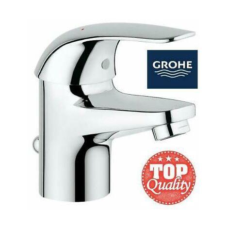 Miscelatore rubinetto per lavabo euroeco grohe arredo bagno