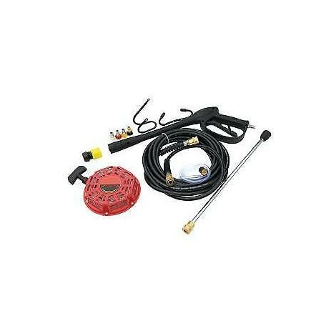 Complete Spare Parts Kit for Pressure Washer CT1757