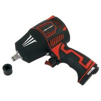"""Super Duty 1/2"""" Dr Air Impact Wrench Twin Hammer"""