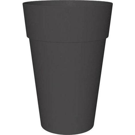 Pot Conique Houston | Gris ardoise - 35 cm