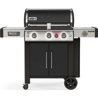 Barbecue Weber a Gas Genesis II EX-335 Black Cod. 61016729