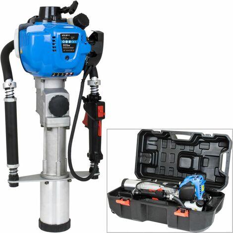 GÜDE GPR 801 E - Hincapostes térmico con maletín de transporte para postes y viñedos