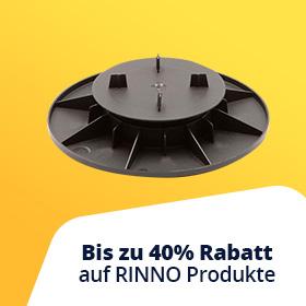 RINNO Stelz-und Plattenlager