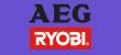 La sélection RYOBI & AEG
