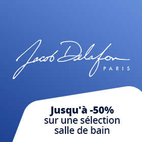 Offres exclusives sur Jacob Delafon