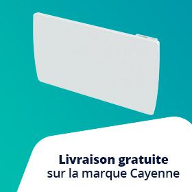 Frais de port offerts Cayenne